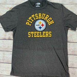 ⚫️ NFL Pittsburgh Steelers T-Shirt Men's Large